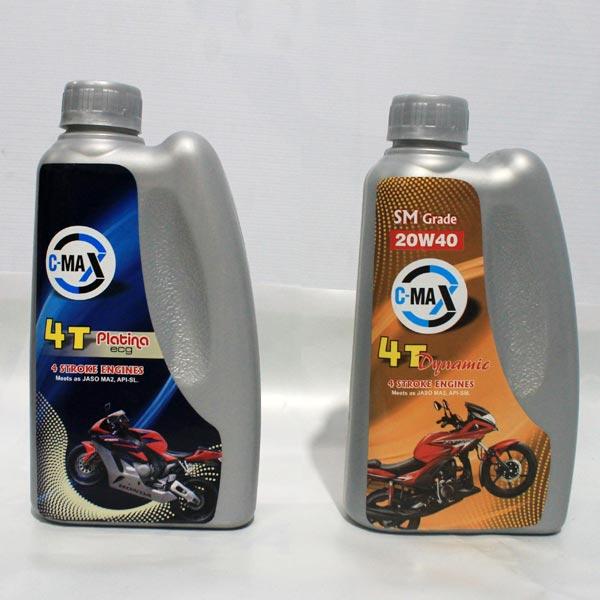 4-Stroke Engine Oil