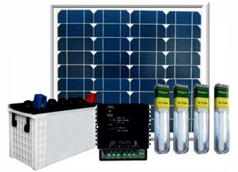 Starlight Solar Home Lighting System From Shams