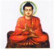 buy bhagwan buddha picture tile from shyam border tiles morbi