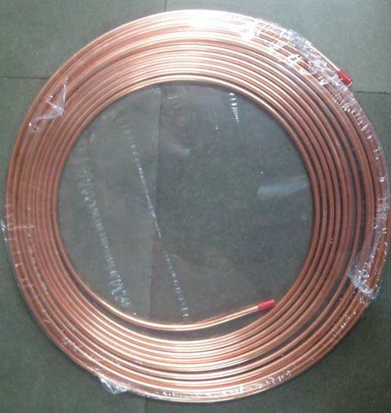 Pvc coated copper tube manufacturer manufacturer from for Copper pipe vs pvc