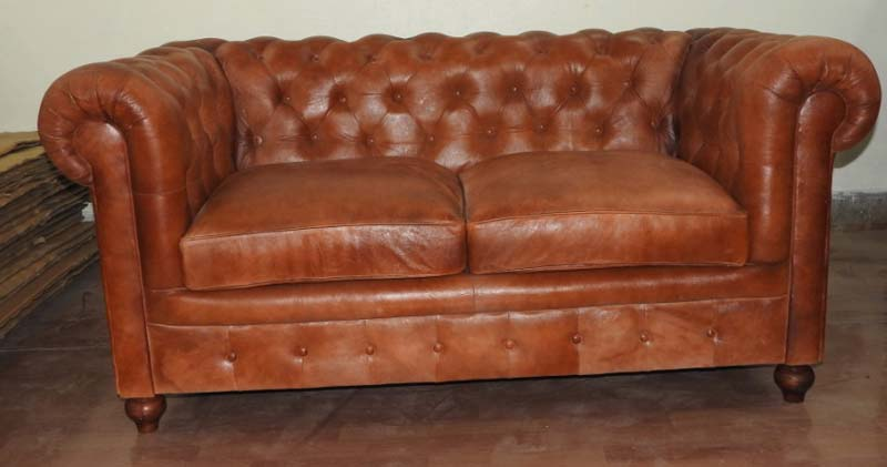 Terrific Buy 3 Seater Leather Sofa From Nirmala Bhanwarlal Exports Onthecornerstone Fun Painted Chair Ideas Images Onthecornerstoneorg