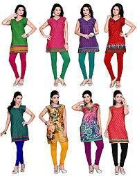 Ladies Tops, Dupetta, Leggings Manufacturer & Manufacturer from ...