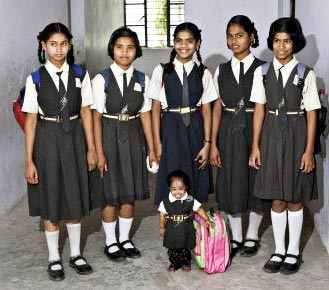 Girls School Uniform Manufacturer & Exporters from Dt  - Bijapur