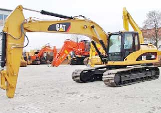 Heavy Construction Equipment (Heavy Construction E)