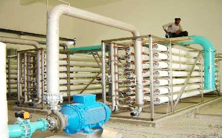 Water Treatment Plants (Water Treatment Plan)