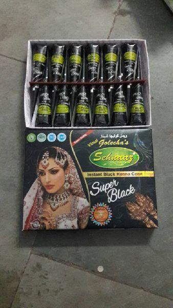 29e0ec05b Instant Super Black Henna Cones Manufacturer & Manufacturer from ...