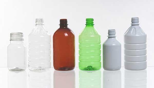 Pet Pesticide Bottles