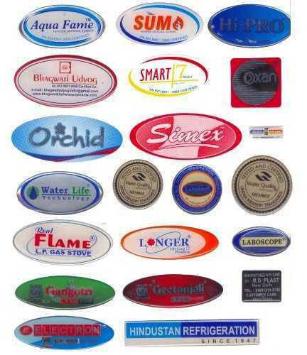 Bubble stickers