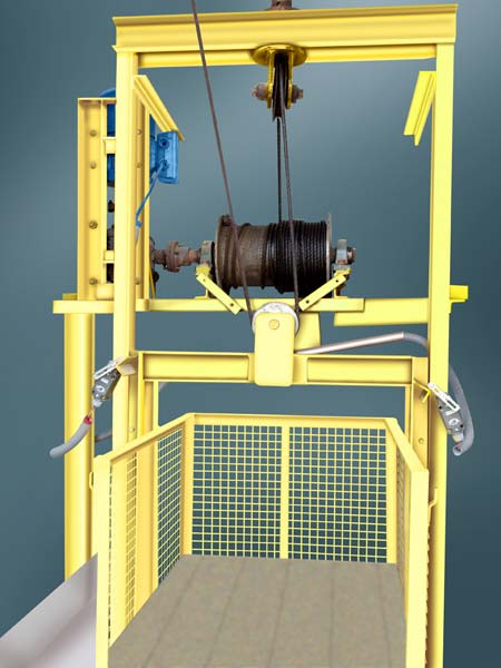 Buy Industrial Lift From Fm Engineers Coimbatore India