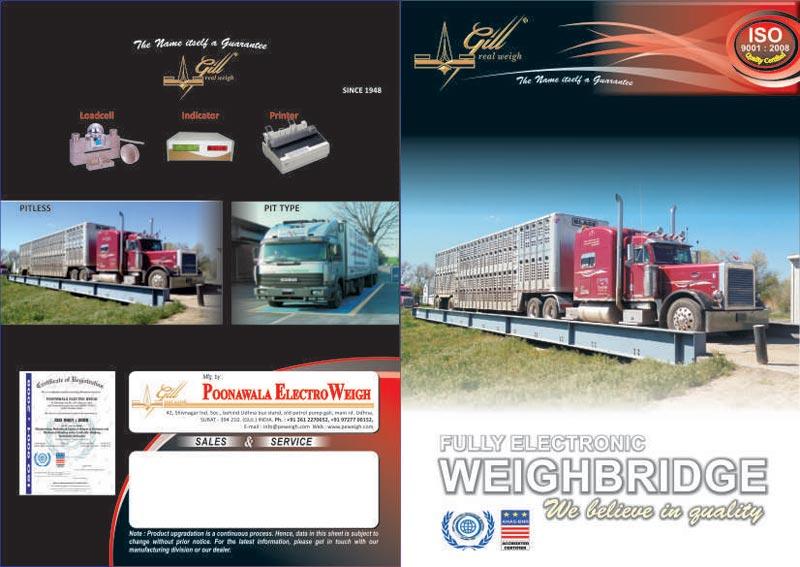 Weighbridge - Electronic Manufacturer by Poonawala Electro
