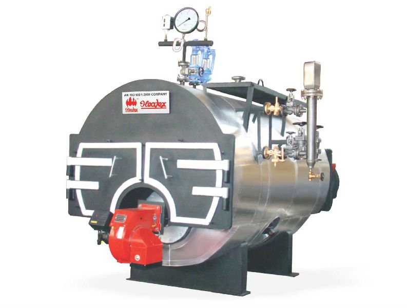 Oil/Gas Fired Package Type Steam Boiler Manufacturer & Manufacturer ...