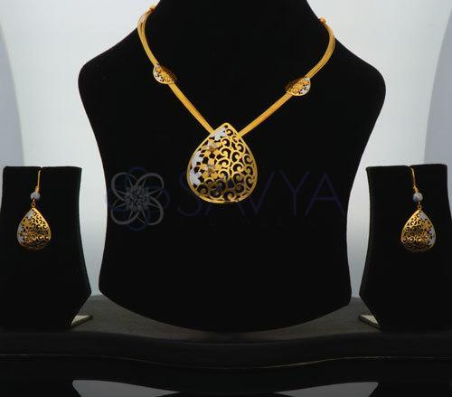 Italian Necklace Set