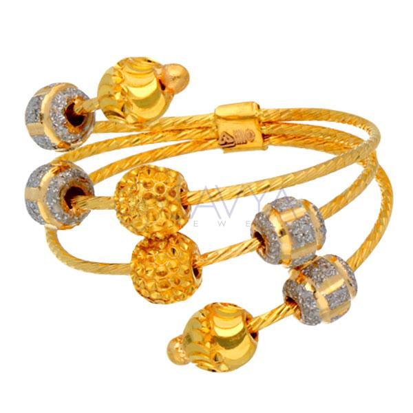 Ladies Gold Rings