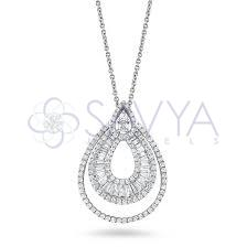 Diamond Designer Pendants
