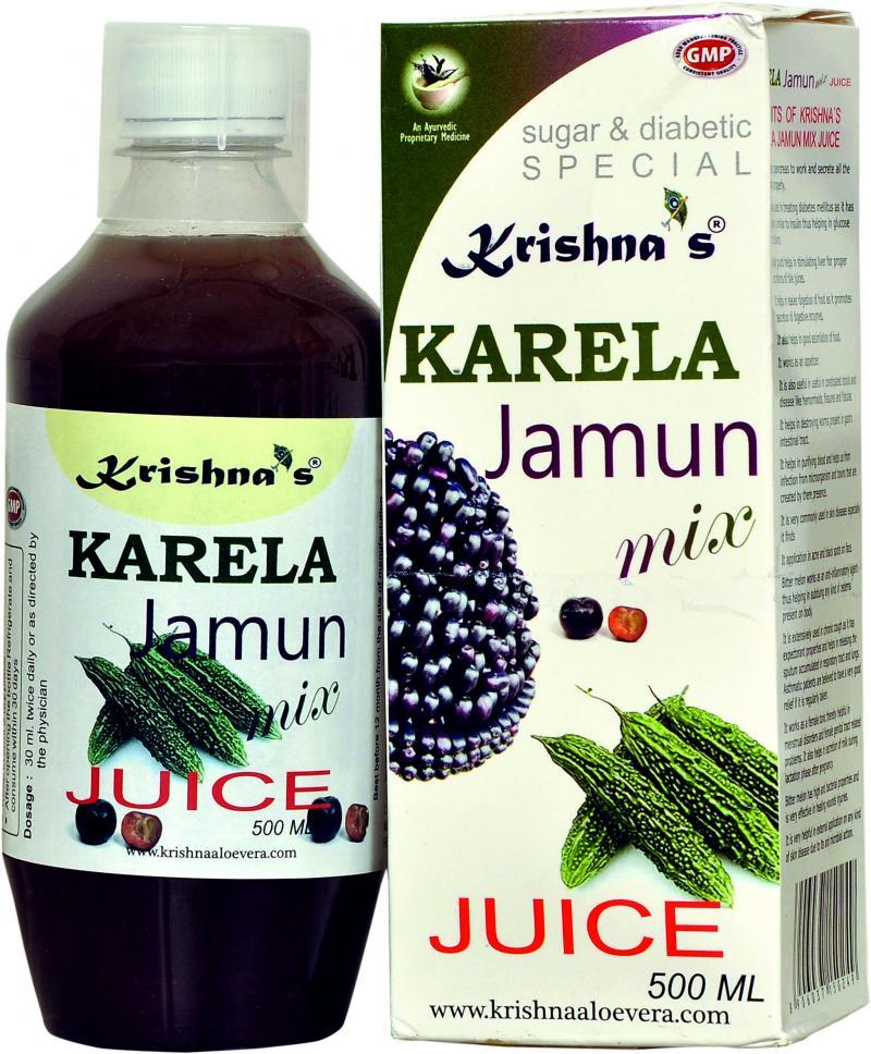 Buy karela jamun mix juice from M I D Enterprises, India