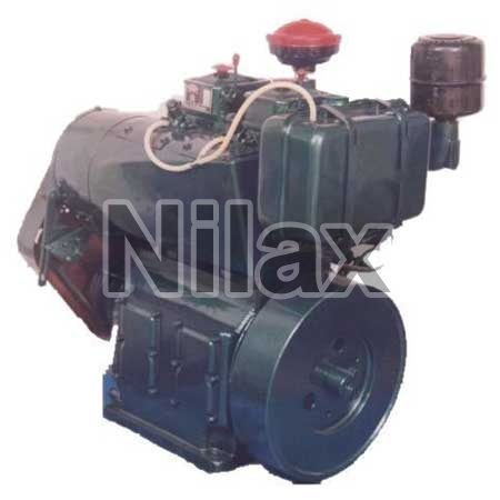 Double Cylinder Blower Petter Type Diesel Engine