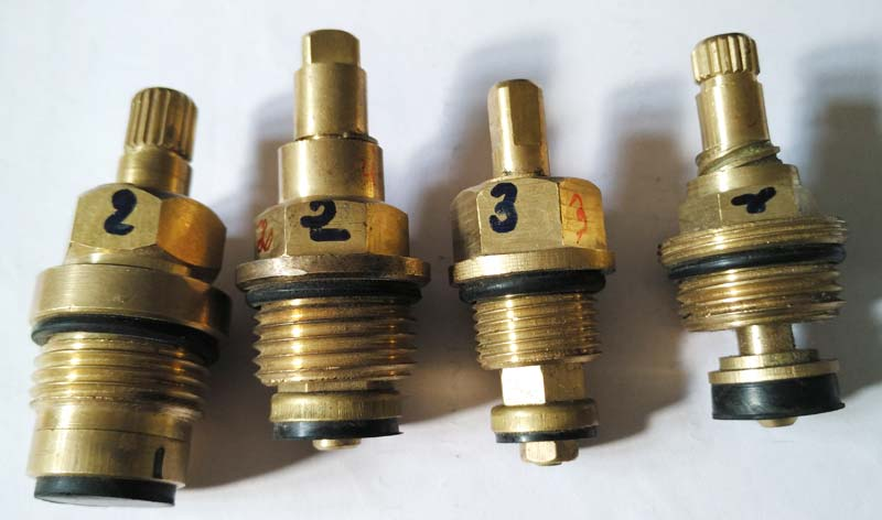 Brass Tap Parts. Brass Tap Parts Manufacturer in Gujarat India by Rupen Brass