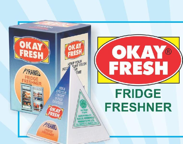 Okay Fridge Freshener