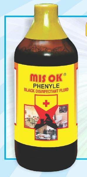 MIS OK Black Disinfectant Fluid