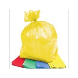 Yellow Refuse Sacks