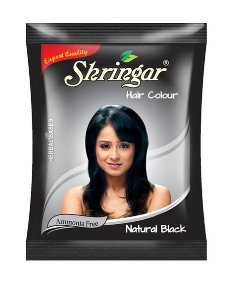 Black Henna Hair Color Manufacturer In Rajasthan India By Sankhla