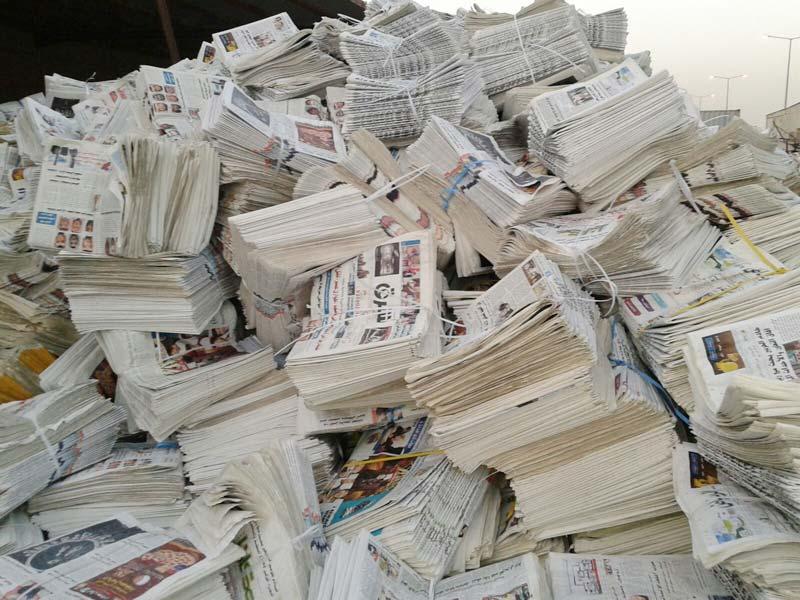 Waste Paper (47079090)