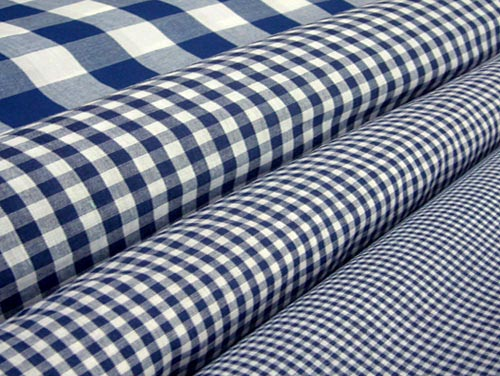 Gingham Check Fabric