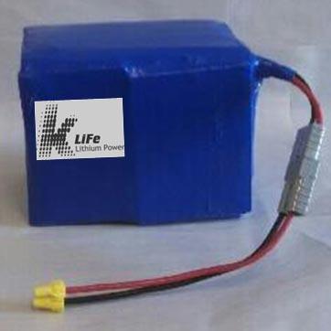 K Life Lithium Batteries (KEILiFeP0412V)