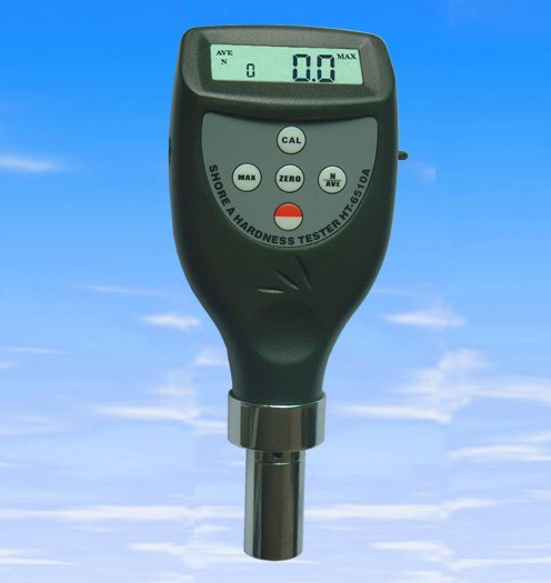 NEW HT-6510OO Shore OO Durometer Soft Elastic Materials Hardness Tester Meter