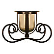 1 Tier Iron Candle Holder
