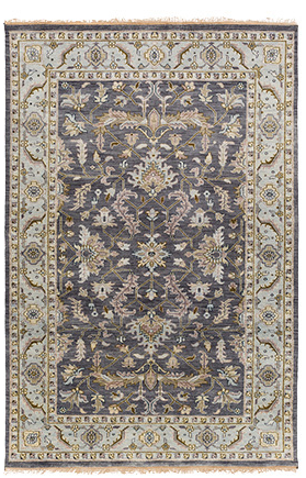 ALISANDRA HAND KNOTTED RUG