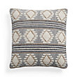AMARA BLUE SQUARE PILLOW