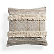 AMARA FRINGE SQUARE PILLOW