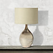 ANDROMEDA LARGE GLASS TABLE LAMP