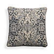 ARISTO INDIGO MEDALLION SQUARE PILLOW