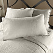 AVA KING QUILTED PILLOW SHAM IN FAWN