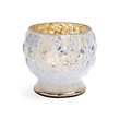 Blanc Hobnail Tealight Holder