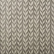 BRAIDED KNIT WALLPAPER IN BROWN