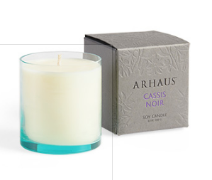 CASSIS NOIR SMALL CANDLE