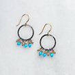 CELESTINE TURQUOISE EARRINGS
