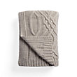 Celtic Knit Throw