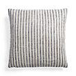 Coastal Weave Stripe Square Pillow