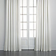COTTON IVORY DRAPE
