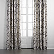 "FRESCO DRAPE IN BELMONT METAL - 50"" X 120"""