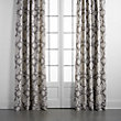 "FRESCO DRAPE IN BELMONT METAL - 50"" X 84"""