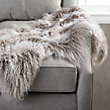Frost Tibetan Wool Throw
