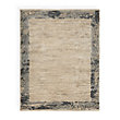 KNOTTED BEIGE RUG 1