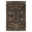 KNOTTED MEDALLION RUG 5