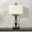 MADOC BLACK TABLE LAMP25