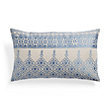 Mayan Blue Rectangular Pillow